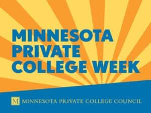 Minnesota Private College Week Campus Visits! @ Minnesota Private Colleges